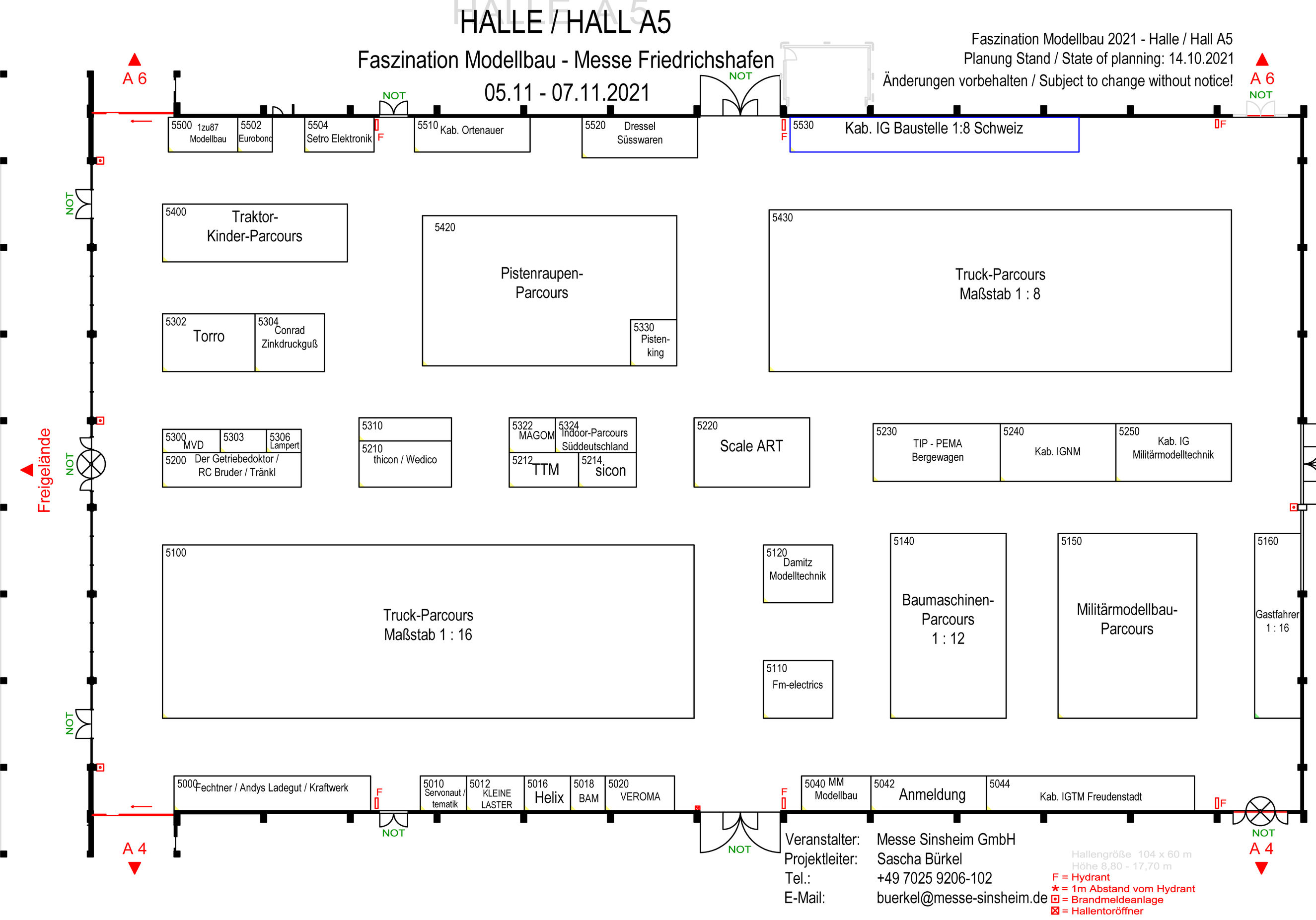Halle A5