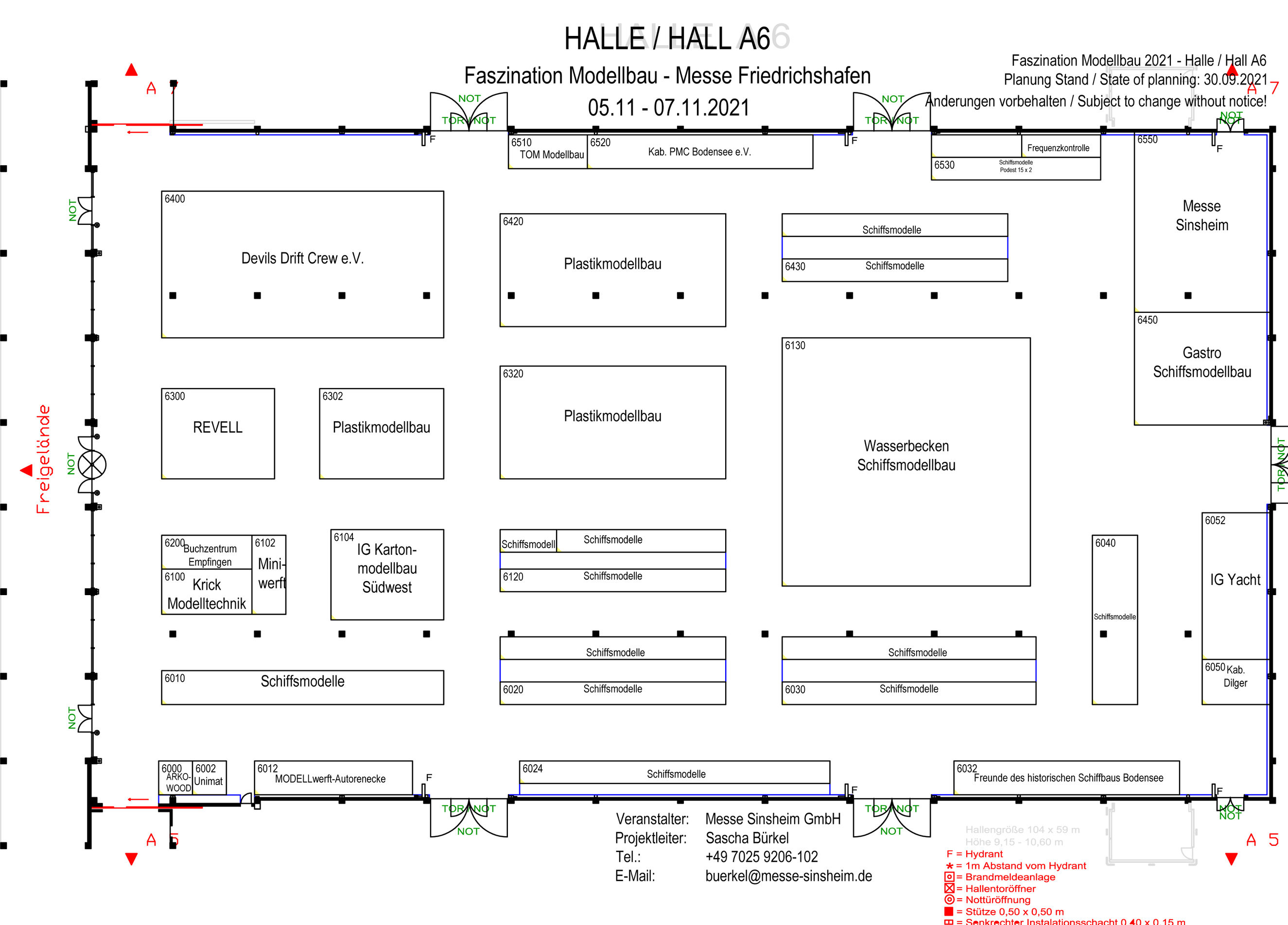 Halle A6